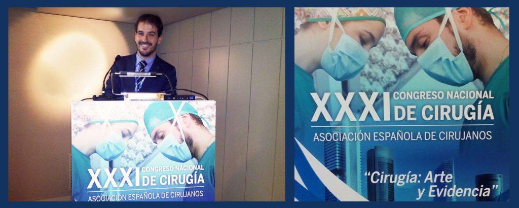 david martinez ramos congreso nacional cirugia madrid 2016