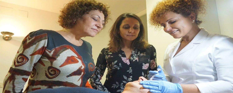 medicina estetica castellon laura simon monterde cirugia mama cancer david martinez ramos